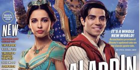 [Sad news] Literman 's devil Jeanie turns black with live action version Disney' Aladdin '