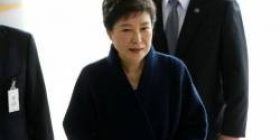 "Park's president ""The trial for a trial has markedly damaged Korea's dignity, and he is ashamed."""