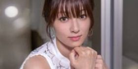 [Good news] Kyoko Fukada (36), associate with the real estate industry manager (41)