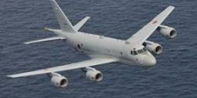 【Breaking News】 To release the image of Japanese patrol aircraft, which is said to have been threatened by destroyers today (24th)