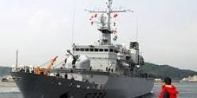 """[Good news] To dispatch a vessel """"Bandemierre"""" for monitoring North Korea to France and Japan"""