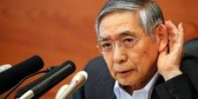 "[Sad news] Governor Kuroda ""Although prices have fallen, salaries have risen, people do not use money"""