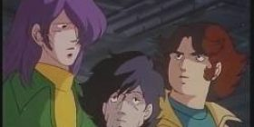 [Image] Although I can give a foolish name to an animated character, when it compares with the three people of Macross, it seems to be all good www