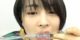 【With image】 Suzu Hirose, cake film licks type