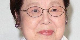 [Dangyo] Actor Yoshiko Ichihara died 82 years old