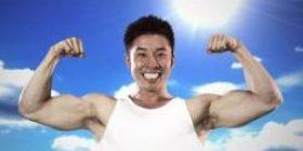 [Sad news] Nakayama kim, you confessed why you failed studying muscle