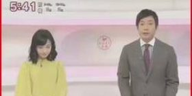 NHK will piggyback the influenza epidemic and advertise the black mask