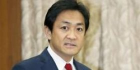 """Yuichiro Tamaki """"Because the former Democratic Party's government was disliked because it was a fight to divorce, once you make up, you will be responsible for the regime again"""""""