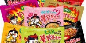 [Sad news] Korea's extremely hot instant noodles enter Japan in earnest