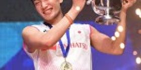 Japan's Momota, China's Chen take All England Open titles – Japan Today