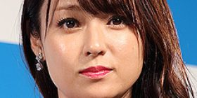 【Image】 Fukaoka Kyoko (36) and Suzu Hirose (20) are shown on the TV together wwww