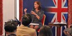 UK-Japan WAW! Official Side Event on Women in Peacebuilding – GOV.UK