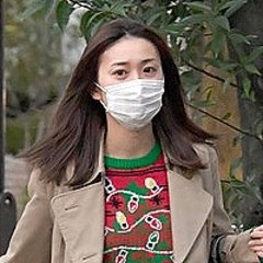 "[Impact] Yuko Oshima ""First time of love photo"" Ikemen American and hand-clad dating"