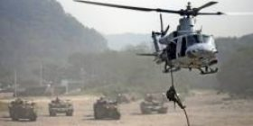 【Good news】 Rice, South Korea stops joint military exercises