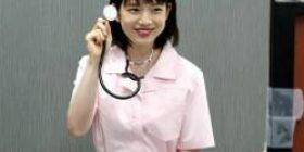 【With image】 Ayaka Hiroka Ana, recalls school girl generation in sailor uniform appearance