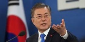 "President Kim Dae-Jung, ""Our role has become important again in the process of North-South dialogue"""