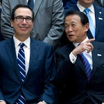 Mnuchin: Japan-U.S. trade deal will include currency – The Japan News