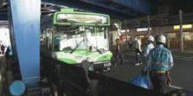 [Sad news] Kobe municipal bus bounces 5 pedestrians 2 people cardiopulmonary arrest