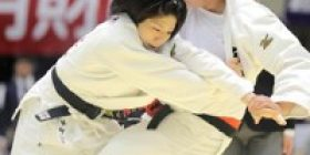 The result of a 57kg-weight Judo girl's challenge against a 110kg-weight opponent