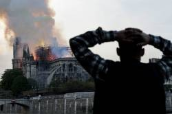 [Video] Notre Dame Cathedral The action taken by the Parisian during the fire is here