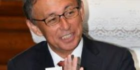 """Tamaki Denny Okinawa governor, without presenting the Heno alternative, """"The government thinks, explain to the local"""""""