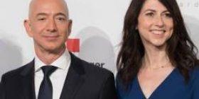 "Amazon founder Jeff Bezos ""I divorced my wife and gave me 4 trillion yen."