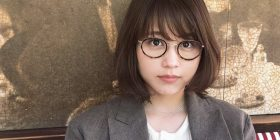 """Arimura Takahashi, the appearance of the glasses is too cute limit, """"heartache"""" and so on"""