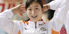 As a result of confusing the player Ikegawa Ayako and handsome, ⇒ an important support and a tremendous recovery
