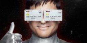 Is it black card of Rakuten's credit card?