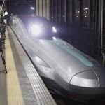 New Shinkansen test train travels at 320 kph in northeastern Japan – Kyodo News Plus