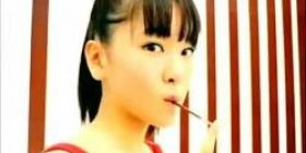 [Image] 14 years from Pocky's cm, the present figure of Yui Aragaki
