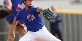 """Darvish """"After all, no one of the complaining people is throwing at that MLB mound."""""""
