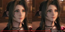 [Image] FF7 remake Aerith, fine-tuned at the request of JAP, but also foreign funbiti gille wwwwwwwwwwww