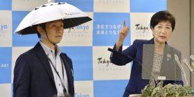 Koike Yuriko-chan, heat measures of the Olympics wwwwwwwwwwwwwwwwwwwwwwwwwww