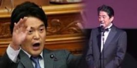 """Konishi-kun """"We are in a period of unknown by Prime Minister Abe"""""""