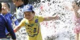 Temperatures rise across Japan, weather agency warns of heatstroke – Kyodo News Plus