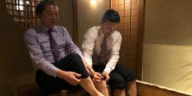 [Yukai] Taro Yamamoto and former Prime Minister Hatoyama appear in the footbath photo Kenichiro Mogi appeared on the blog WWWWWWWWWWWWWWWWWWWW