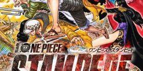 【Breaking news】 One piece movie poster, too cool