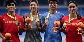 [Image] Chinese women's athletes, it's a man's topic no matter how you look