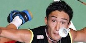 Badminton: Momota, Yamaguchi seal historic triumphs at Japan Open – Kyodo News Plus