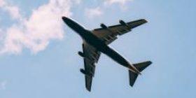 """彡 (^) (^) """"I looked out of the window of the plane!"""""""