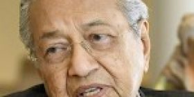 Japan should support nuclear ban treaty: Malaysia PM – Kyodo News Plus