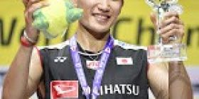 Momota, Nagahara, Matsumoto become Japan's 1st repeat world badminton champs – Kyodo News Plus