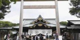 [Sad news] It looks like Yasukuni Shrine, Comiket venue