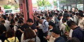 Powerful typhoon pummels Tokyo region, disrupting transport – Japan Today