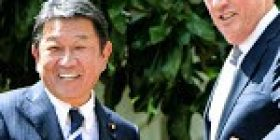 Japan and US 'fully agreed' on trade deal, says foreign minister – Nikkei Asian Review