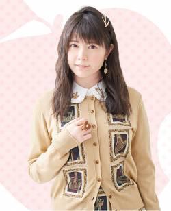 [Image] Voice actor Ayana Taketatsu, home cooking public www