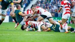 [Sad news] Rugby representative from Japan is ridiculously fooled by South Africans